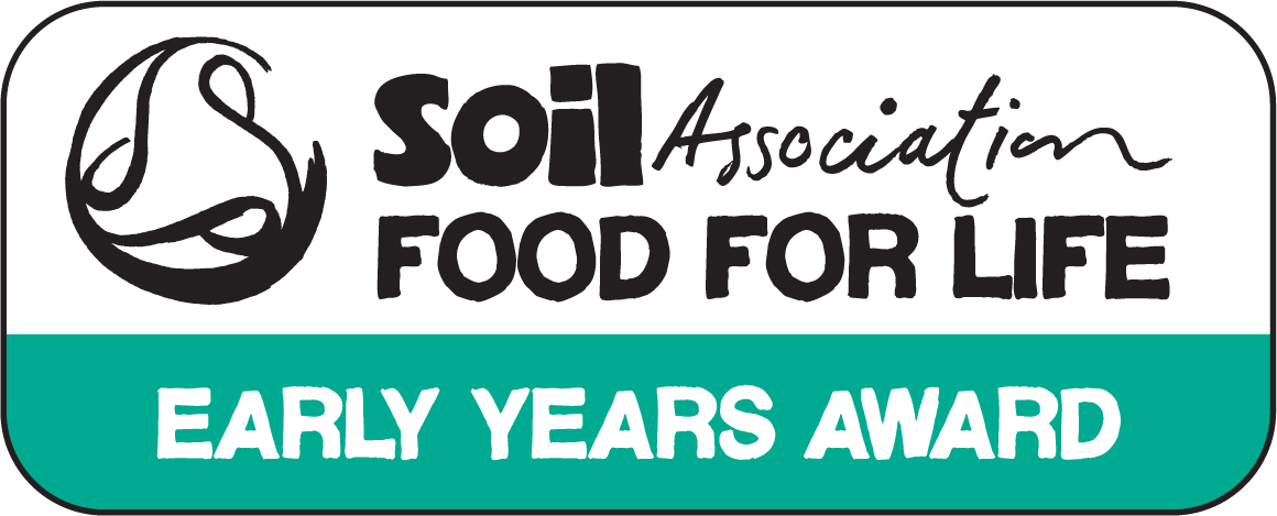 Soil Association Food for Life - Early Years Award