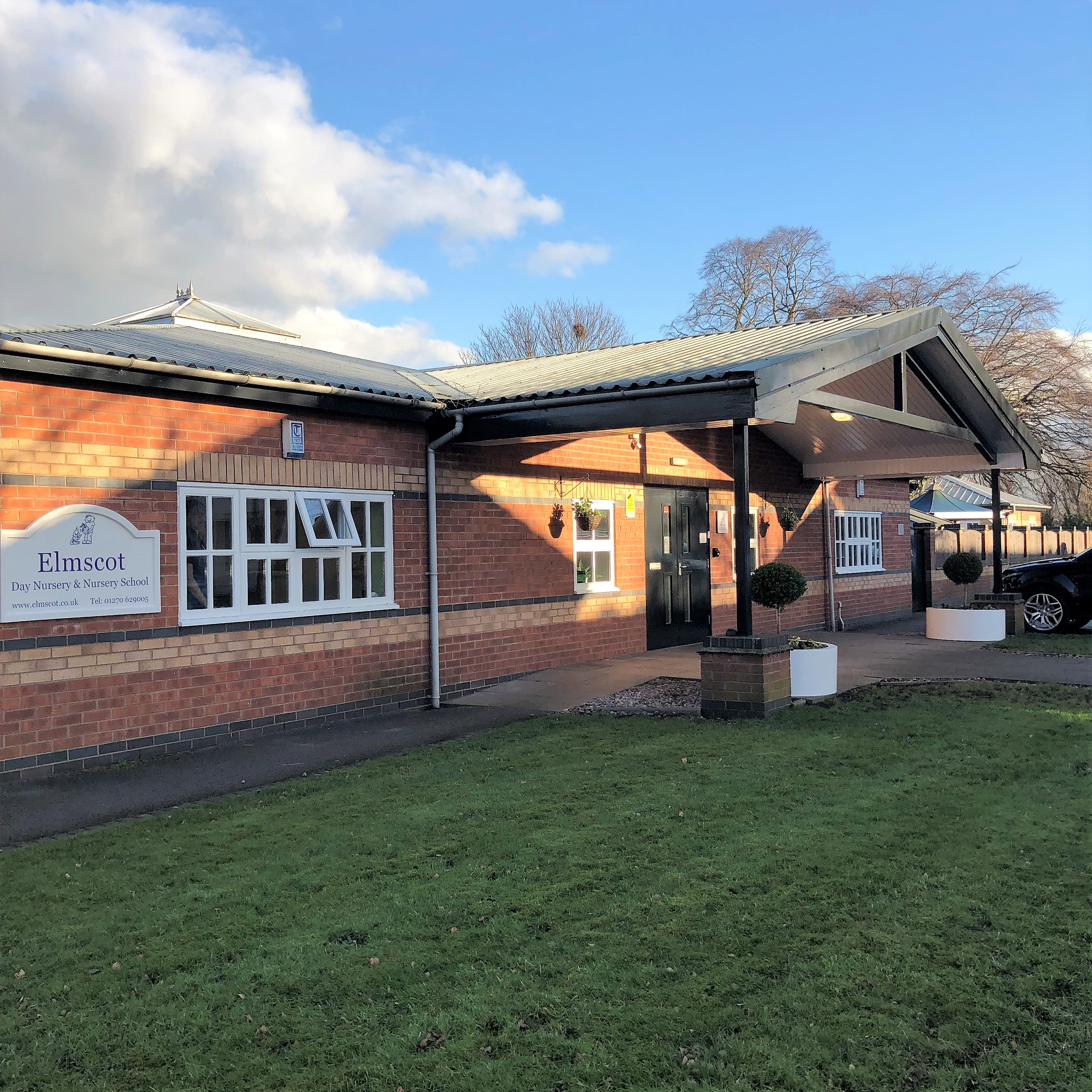 Welcome to Elmscot Nantwich Day Nursery & Nursery School