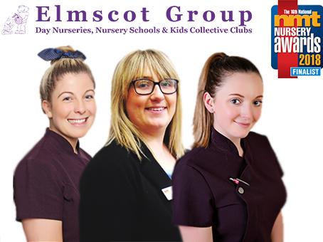 Elmscot Group - NMT Nursery Awards 2018