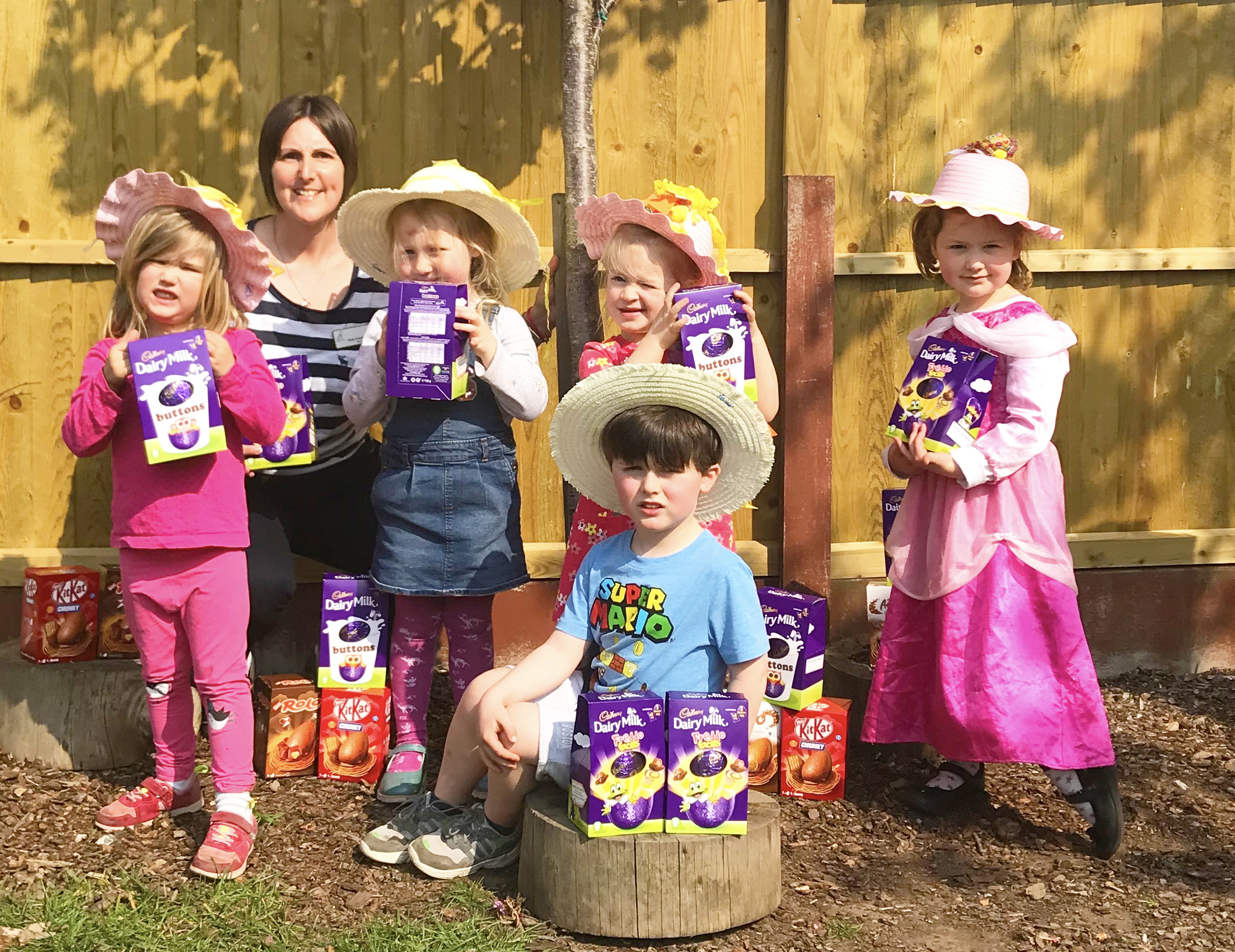 Chester Easter Egg Donation 2019