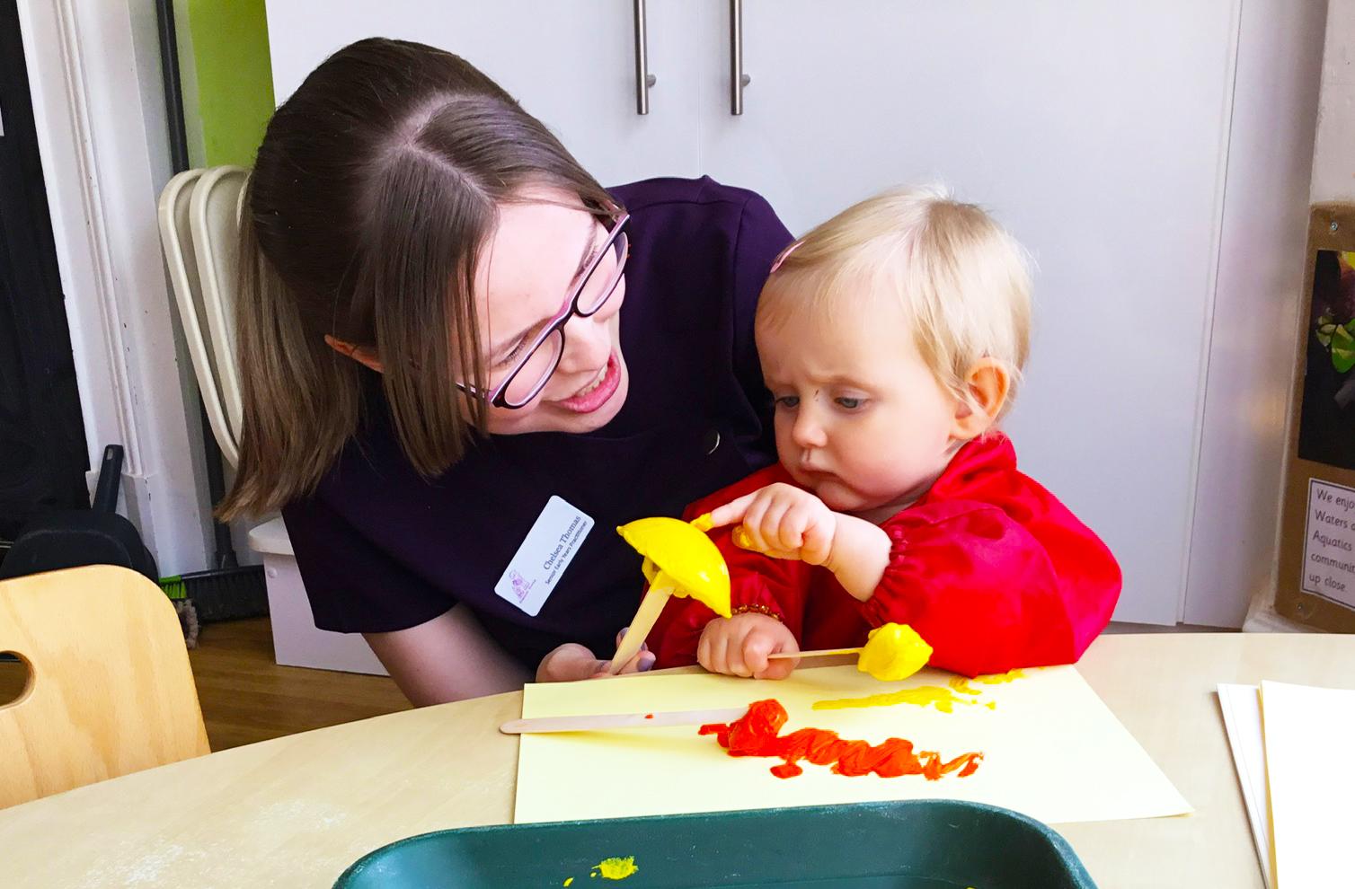 Elmscot Altrincham Parent Partnerships (1)