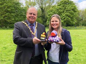 Elmscot Nantwich Duck Race 2019